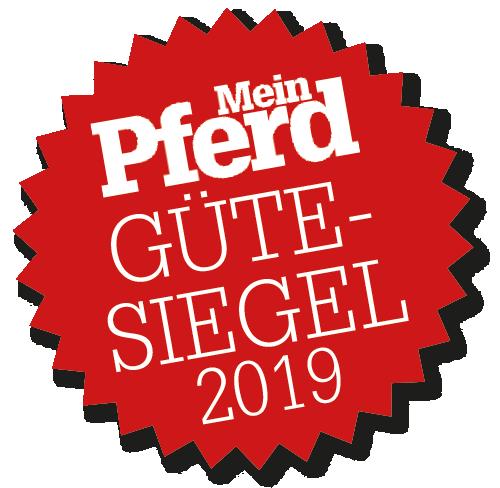 Gütesiegel Mein Pferd 2019